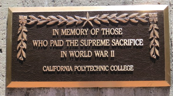 Cal Poly Honor Roll
