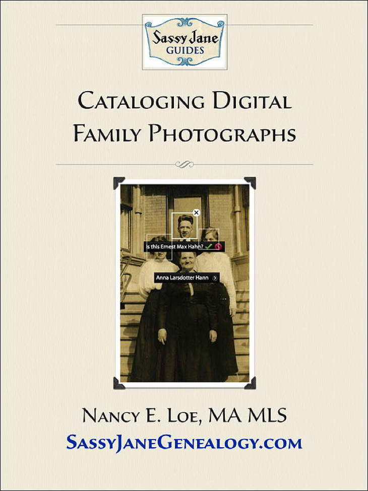 Cataloging Digital Family Photographs