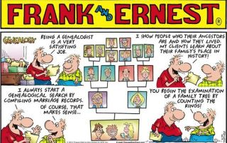 Son of More Genealogy Humor