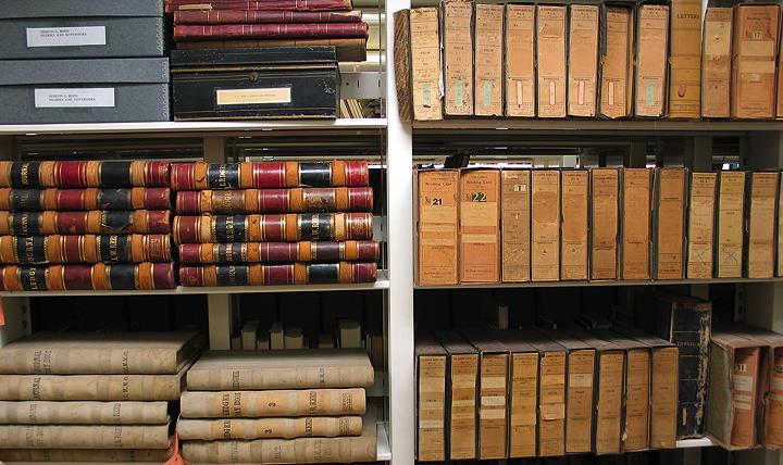 How Archivists Describe Records