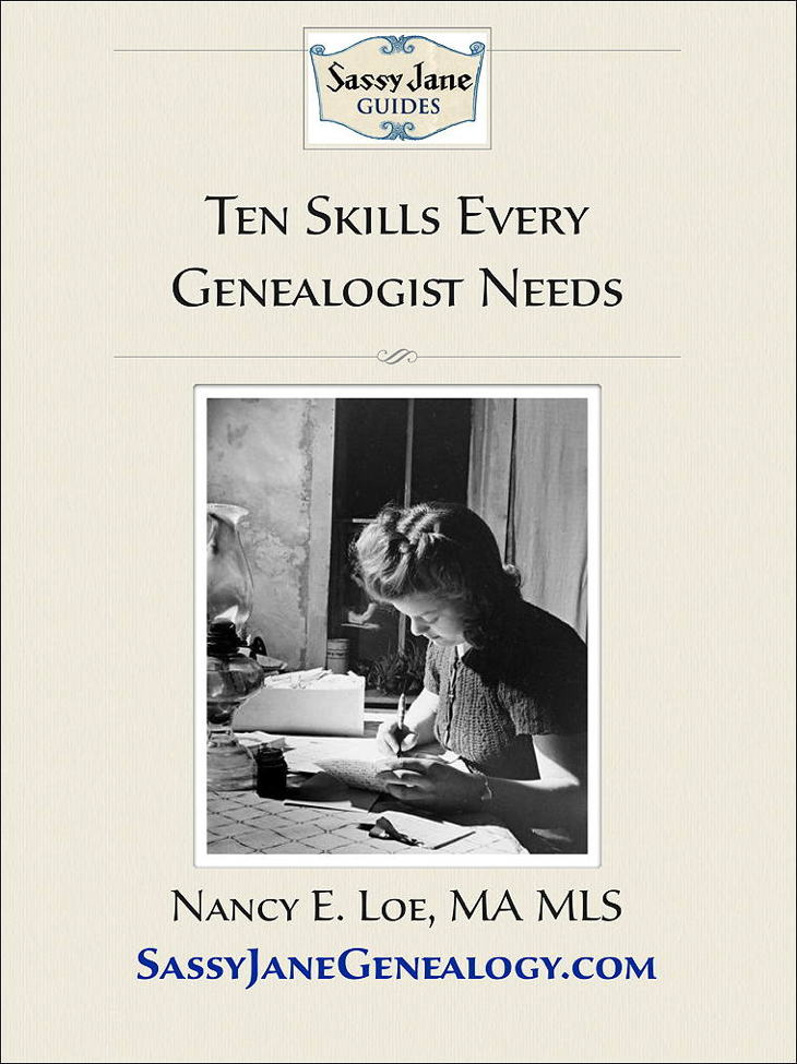 Ten Skills Every Genealogist Needs