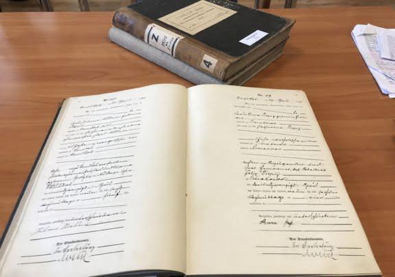 Using Polish Archives