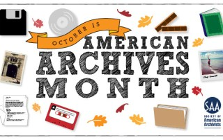 American Archives Month 2019