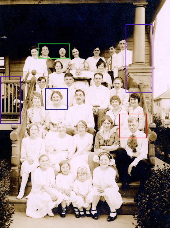 Family Photo Clues