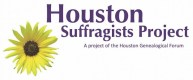 Houston Suffragists Project