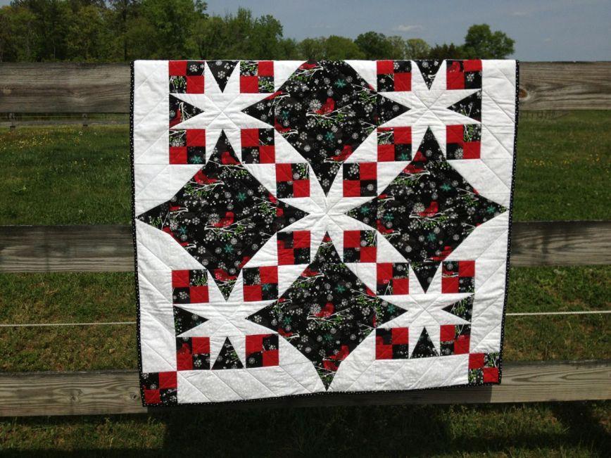 Cardinal Stars, my design