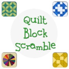 quilt block scramble