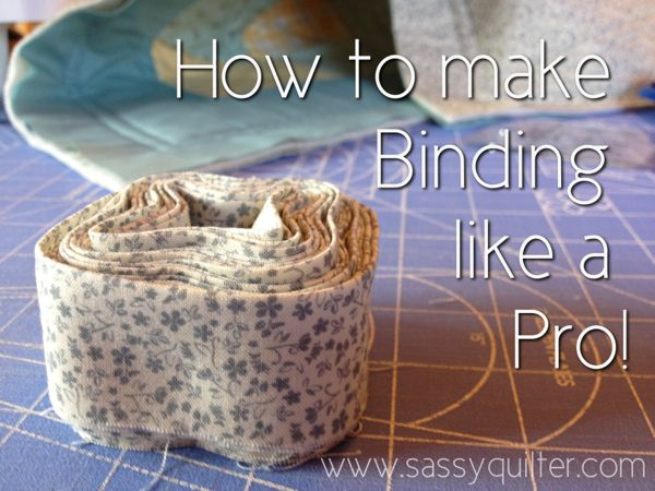 make your own binding