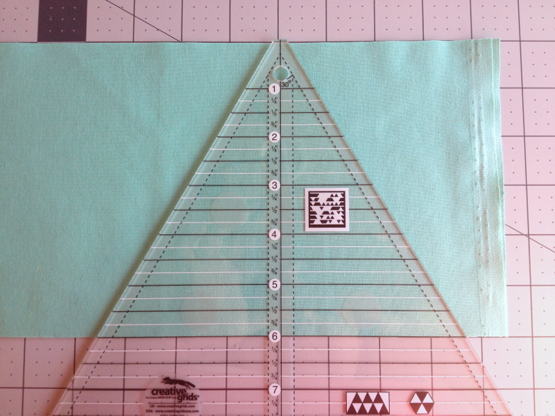 Cutting Triangles using Specialty rulers! - The Sassy Quilter : 60 degree ruler quilting - Adamdwight.com