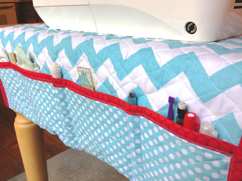 Sewing Machine Mat Tutorial The Sassy Quilter Amazing Sewing Machine Mat Tutorial