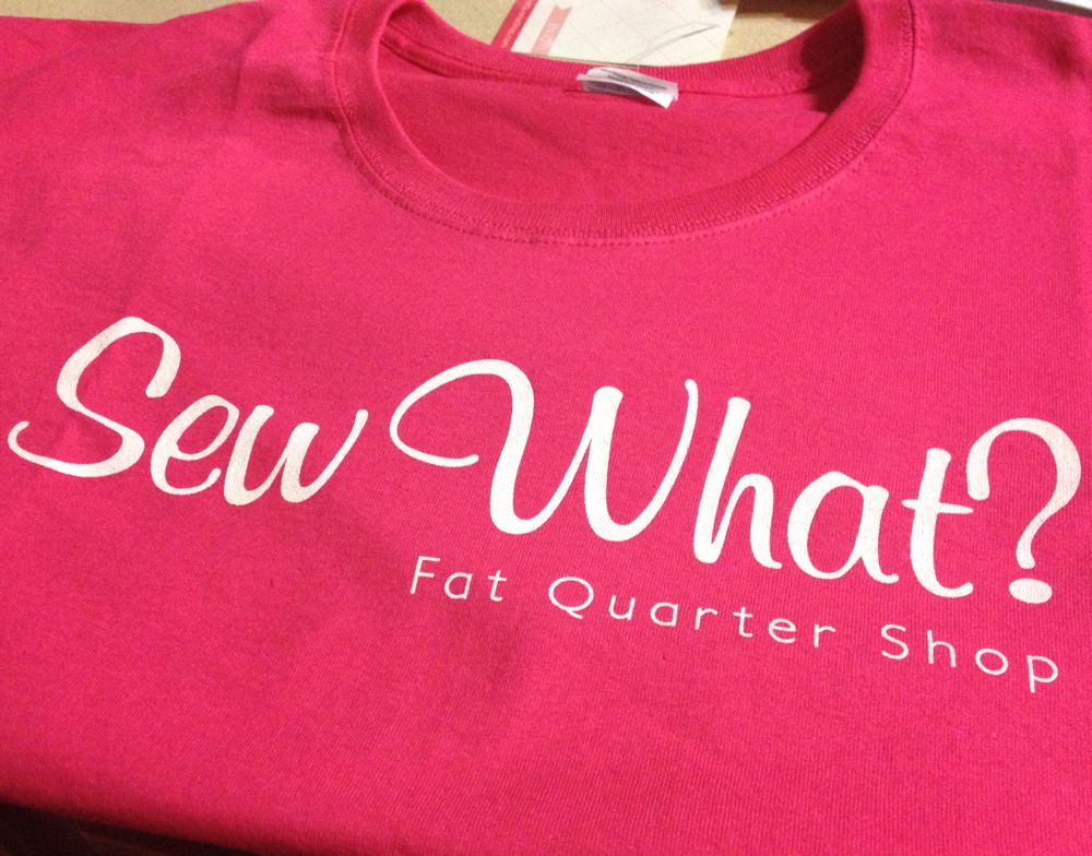 Fat Quarter Shop Tee