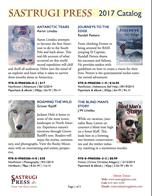 Sastrugi Press Catalog