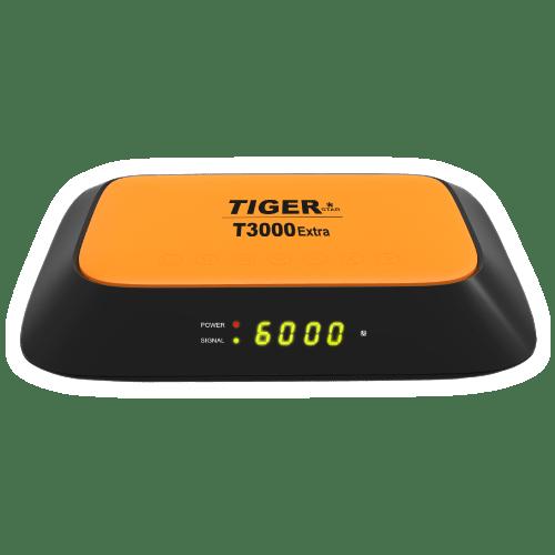 TIGER T3000 4k sat4dvb