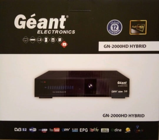 Gn 2000 Hybrid nouveaux