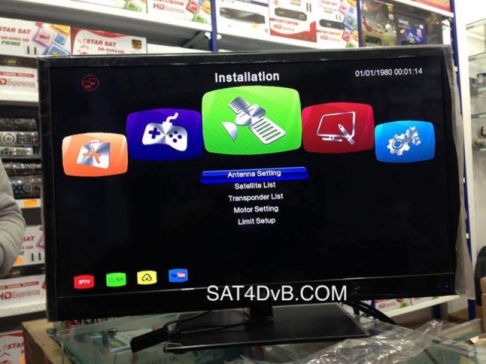 Nouvelle Mises à jour STARSAT HD V2 48 12-01-2019 | SAT4DvB