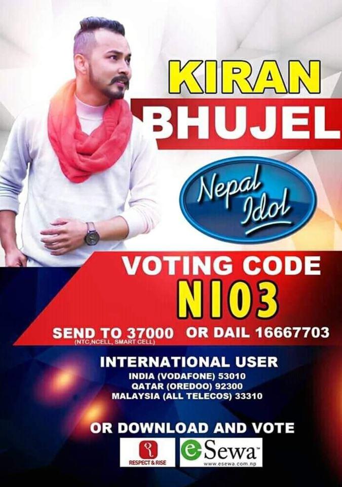 यस कारण नेपाल आइडल सिजन-३ बिजेता बन्दैछन किरण कुमार भुजेल