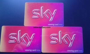 Sky Viewing Cards History Sky Card 2015