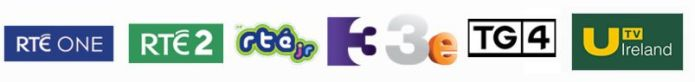 Irish Television Channels Spain