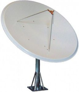 Marrafa 1.8m Prime Focus Satellite Dishes