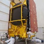 Astra 2F Launch preparation