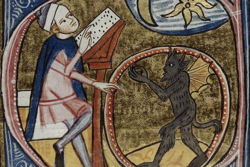 bishop Robert Barron satanism
