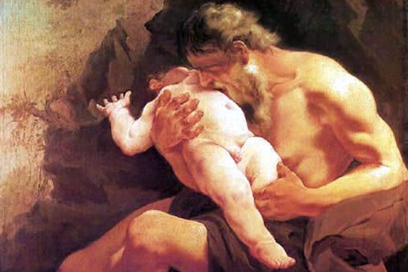 trump infanticide satanism