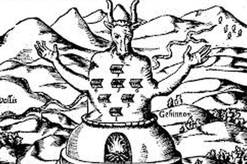 Satanism human sacrifice