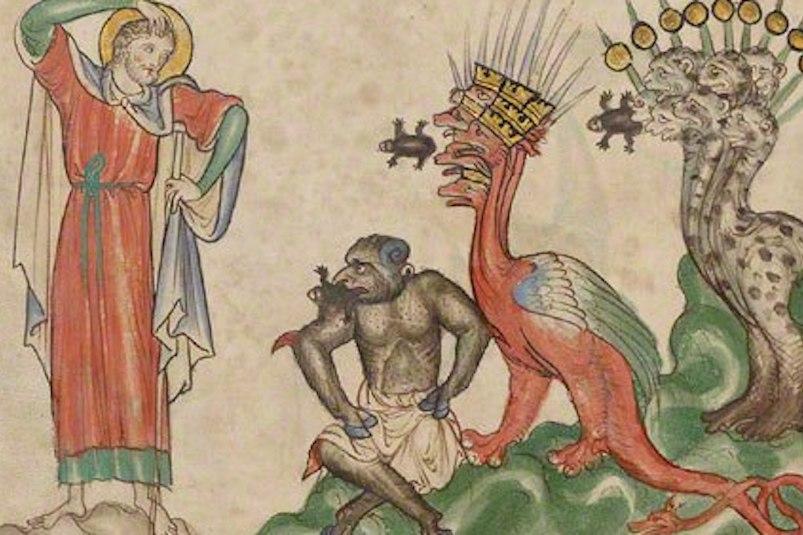 coronavirus antichrist gates satanism