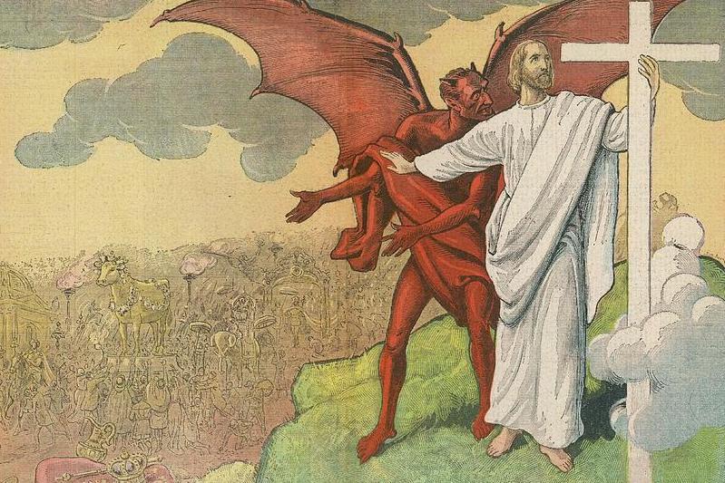 lockdown coronavirus authority satanism