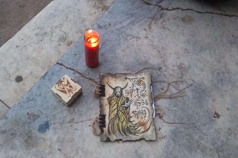 solstice satanism san francisco