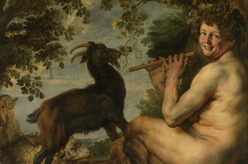 satanism goat religion