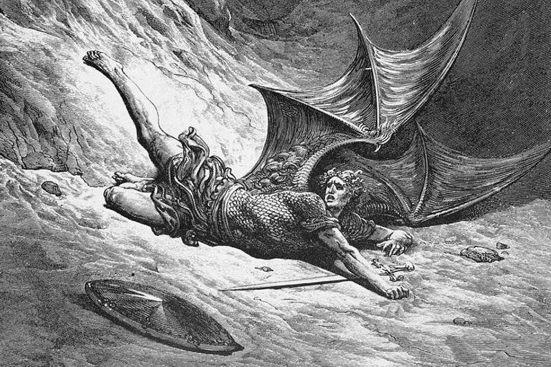 election trump biden satanism