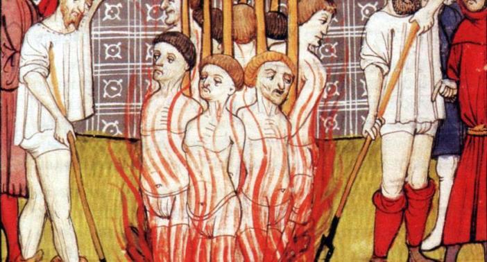 knights templar baphomet satan