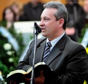 Pastorul Ionel Tuțac