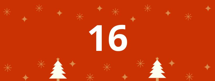 16. deň: Narodzil še nám