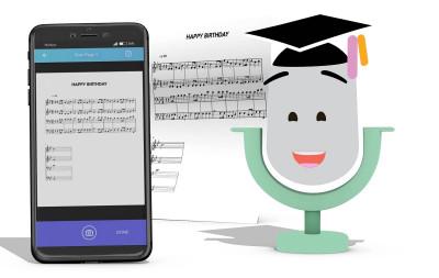 """Na trh príde nová mobilná aplikácia """"Harmony Helper"""" pre spevákov a spevácke zbory."""