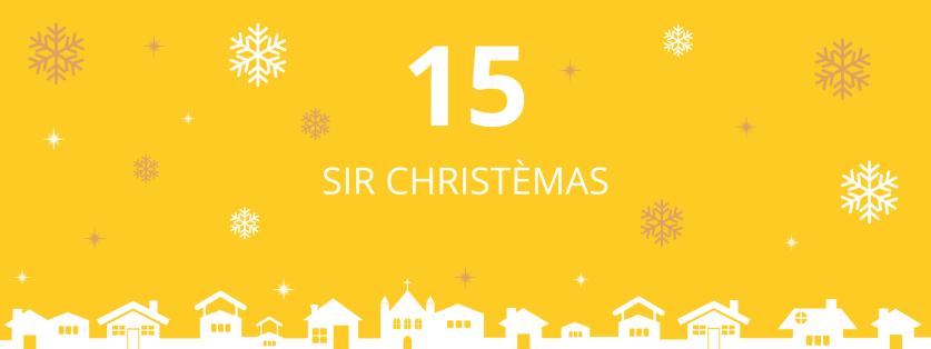 15. deň: Sir Christèmas