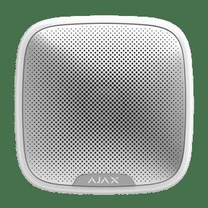 Ajax alarm street siren