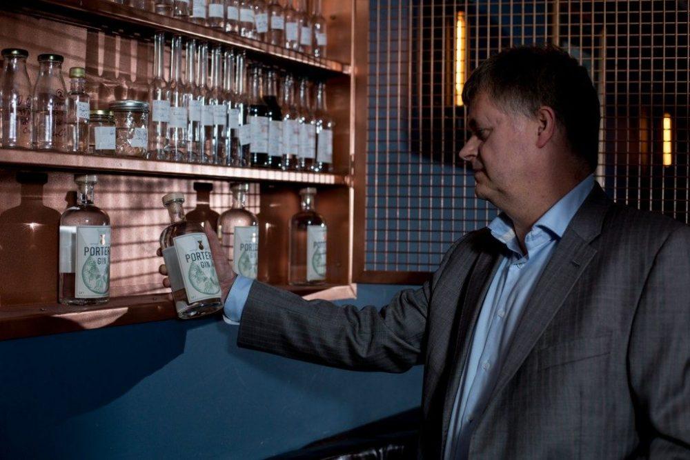 Professor Andrew Porter Porter's Gin