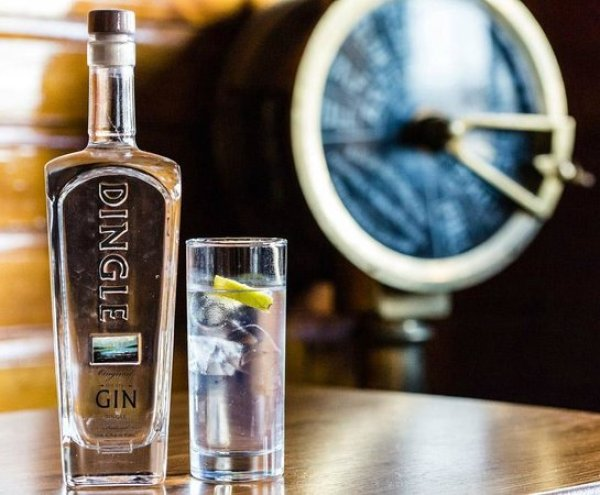 Gin Festival 2017 Dingle Original Gin