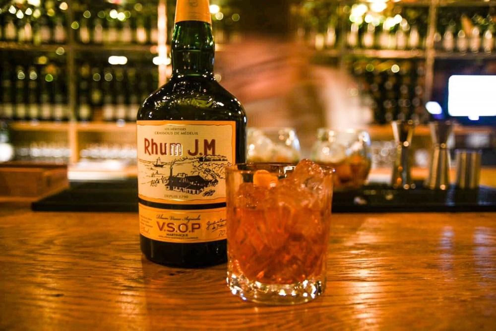 Rhum J. M. Old Fashioned Week 2017