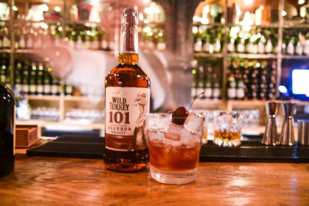 Wild Turkey 101 Old Fashioned Week 2017