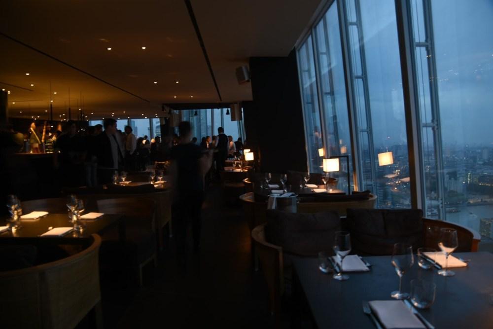 Oblix at The Shard, Takamaka Tiki Takeover with Jamie Jones