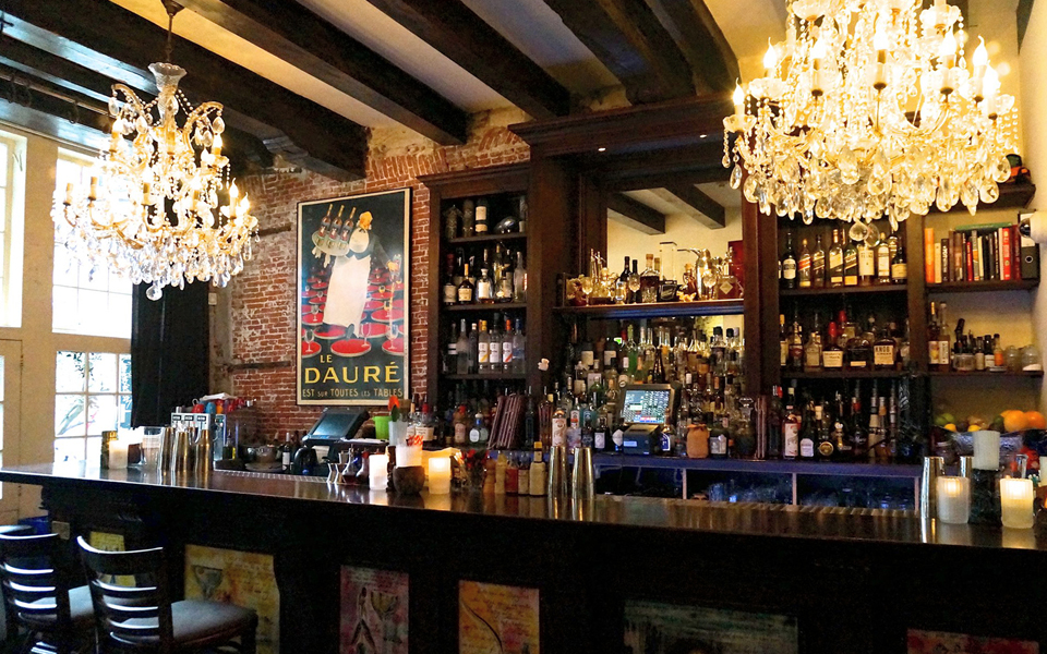 Tales & Spirits The World's 50 Best Bars