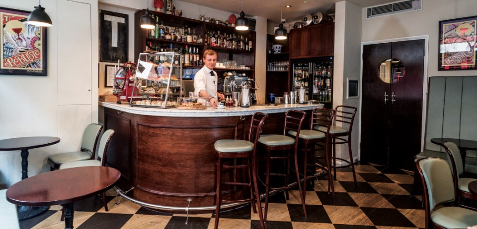 Bar Termini The World's 50 Best Bars