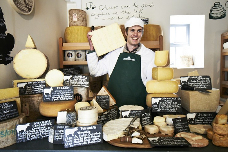 Win a Three-Month Subscription to The Courtyard Dairy Cheese Club