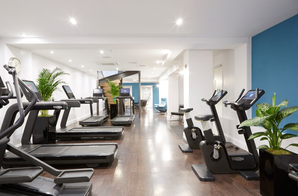 Gym floor 3 St James's Square Review