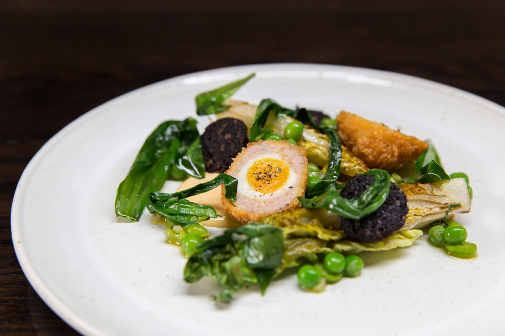 Berners Tavern introduces a new Spring Menu