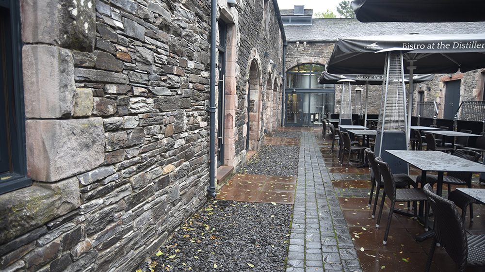 The Bistro at The Lakes Distillery Review