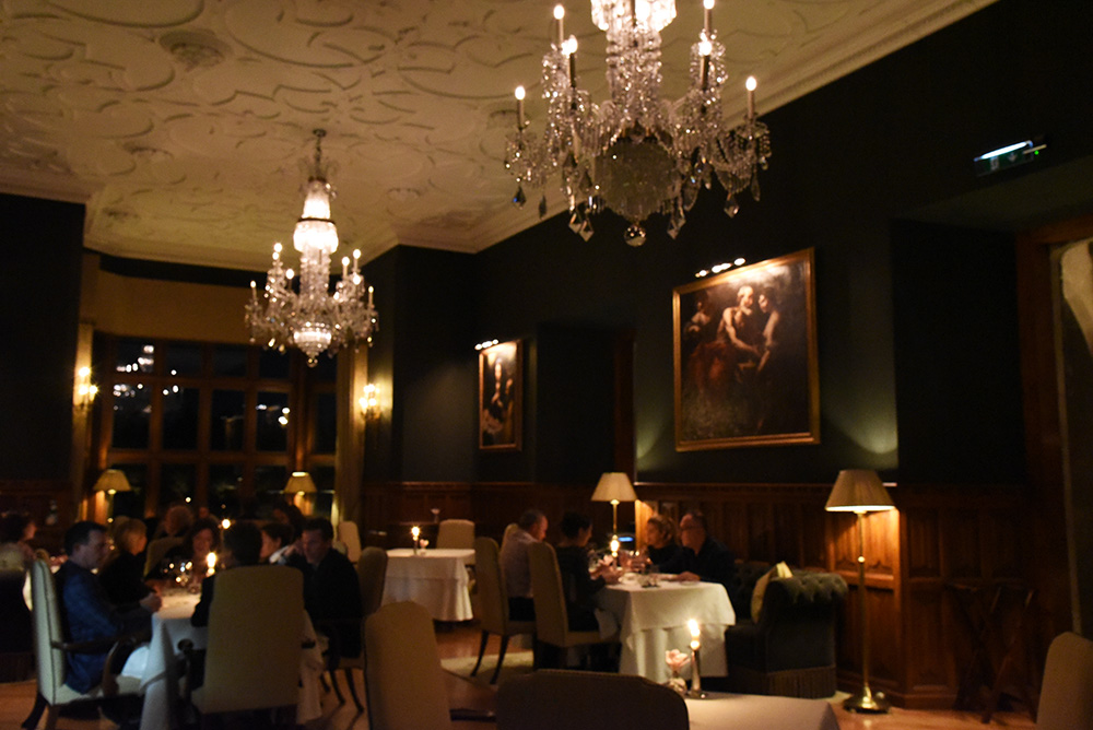 The Oak Room at Adare Manor Review